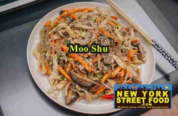 Vegetarian Moo Shu
