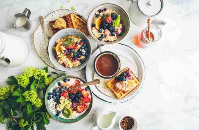 Morning Breakfast Routine