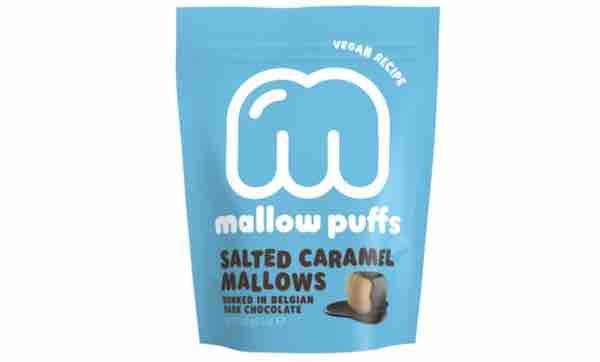 Salted Caramel Mallow Puffs
