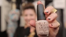 Fashion Week Nail Trends: Reem Acra