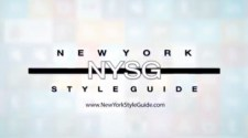 New York Style Guide Intro Video in 4K