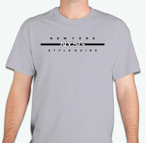 New York Style Guide Shirt Front
