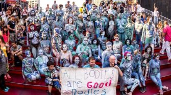 BodyPainting Day - NYC - New York Style Guide