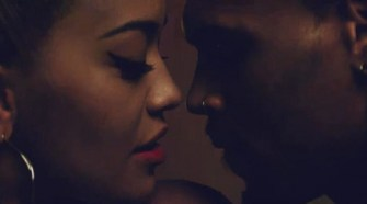 Rita Ora and Chris Brown