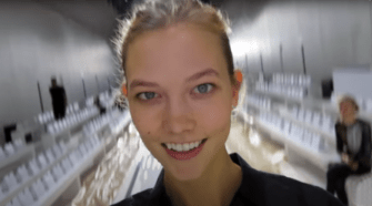 Paris Fashion Week in 60 Seconds With Karlie Kloss