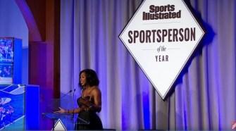 Serena Williams Inspiring Sportsperson of the Year Acceptance Speech