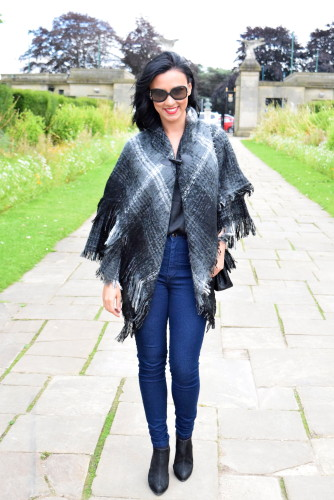 Get Cosy and Wear a Poncho