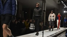 Nautica Fashion Show at New York Fashion Week Men's
