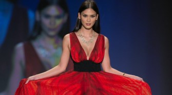 Go Red for Women with Pia Wurtzbach - Miss Universe 2016