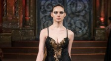 Zvonko Markovic Couture – Art Hearts Fashion NYFW Fall/Winter 2016