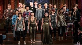 Mister Triple X FW/16 NYFW Art Hearts Fashion