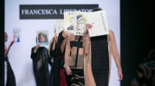 Francesca Liberator Runway Show Fall Winter 2016
