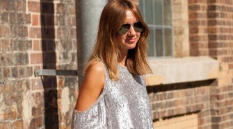 Street Style - from Fashion Week Australia 17