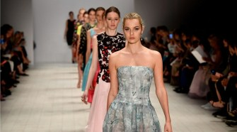 Oscar De La Renta Presented By Etihad Airways