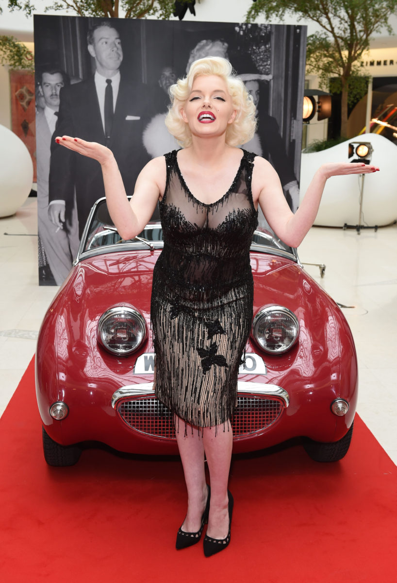 Marilyn Monroe: The Legacy Of A Legend Morning Photocall With World's Leading Lookalike Suzie Kennedy