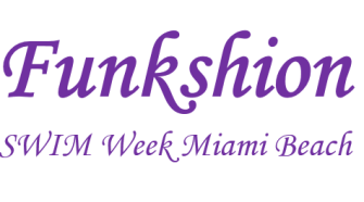 Funkshion – SWIM Week Miami Beach banner