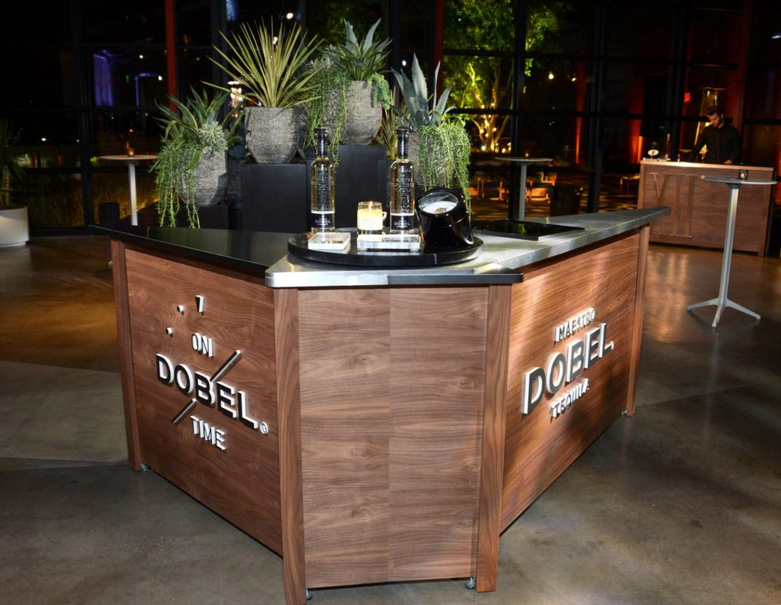 LOS ANGELES, CA - NOVEMBER 16: A general view of atmosphere during the Los Angeles Insiders celebrate On Dobel Time - A Celebration of Time and Spirit on November 16, 2016 in Los Angeles, California. (Photo by Matt Winkelmeyer/Getty Images for Proximo Spirits)