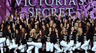 2016 Victoria's Secret Fashion Show - Photo Op At Grand Palais
