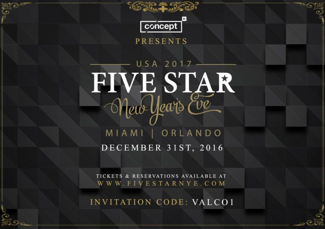 Five Star NYE