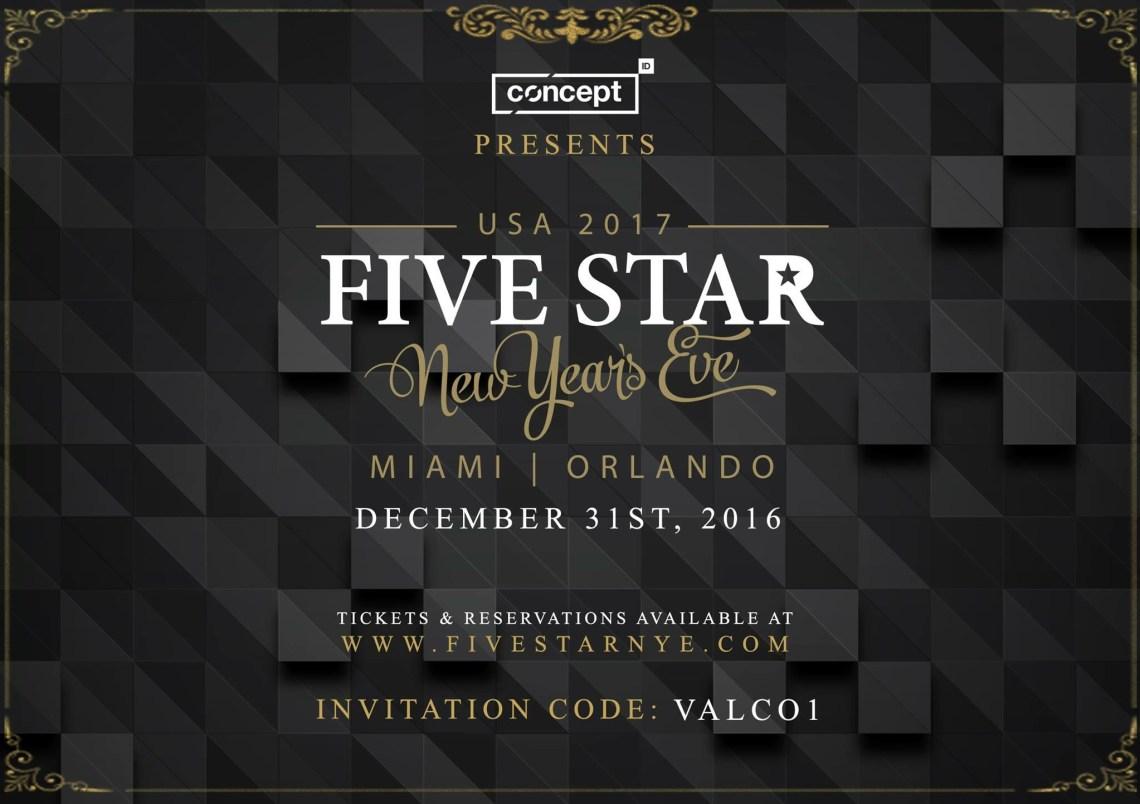 Five Star NYE