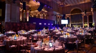 Moet & Chandon Toasts to the amfAR New York Gala