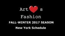 Art Hearts Fashion Schedule