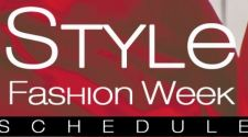 Style Fashion Week Schedule