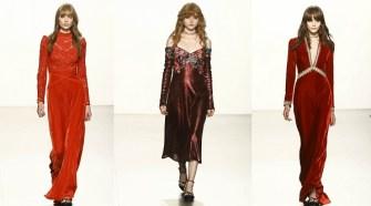 Tadashi Shoji at New York Fashion Week 2017