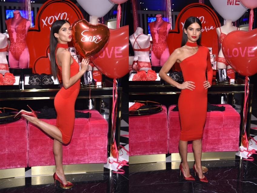 Victoria's Secret Angels Josephine Skriver, Sara Sampaio and Taylor Hill Share Their Hottest Valentine's Day Gift Picks