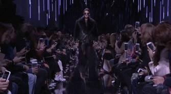 ELIE SAAB Paris Fashion Week- FALL WINTER 2017-18