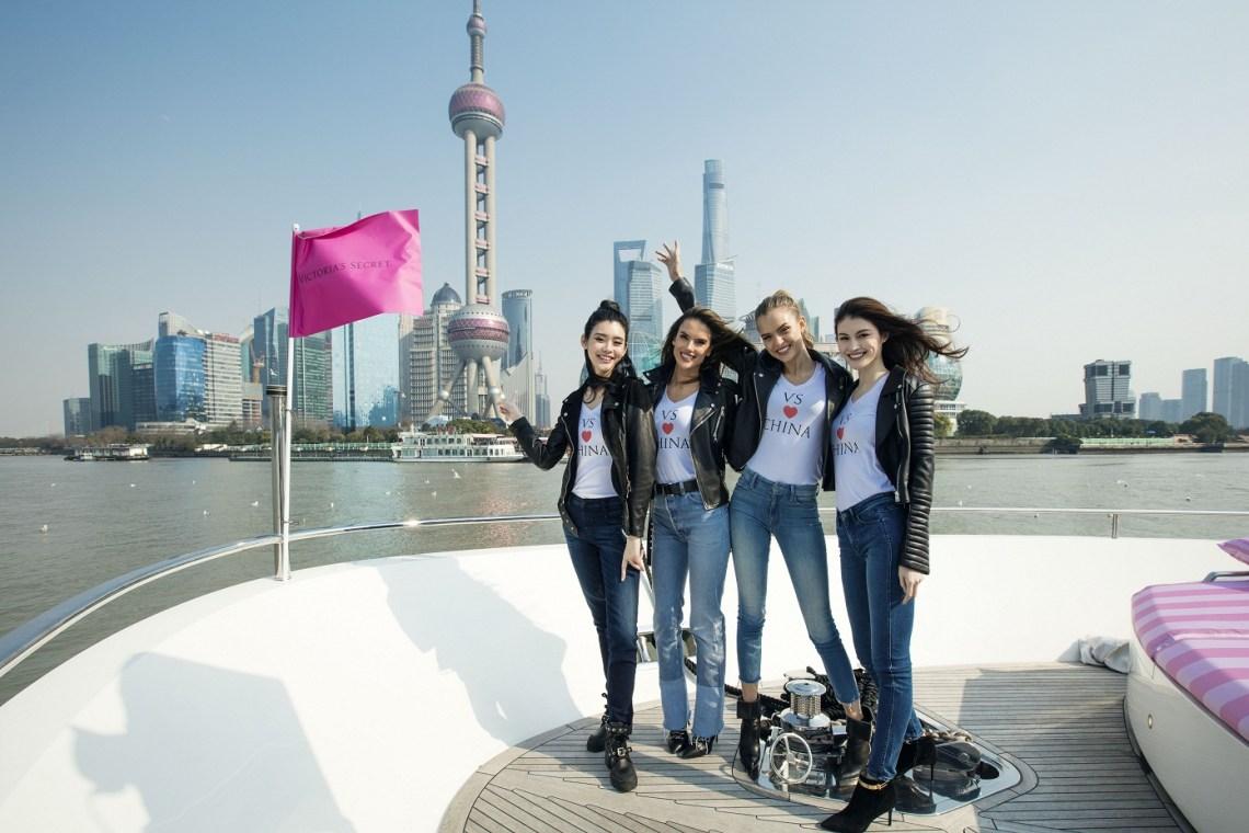 Victoria's Secret arrives in Shanghai (3)