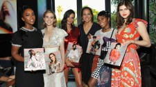 MARIE CLAIRE CELEBRATED 'FRESH FACES'