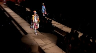 MOSCHINO Runway HD Video - Milano Fashion Week