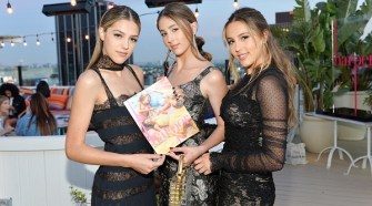 harper x Harper's BAZAAR May Issue Event Hosted by The Stallone Sisters and Amanda Weiner Alagem at Mama Shelter West Hollywood