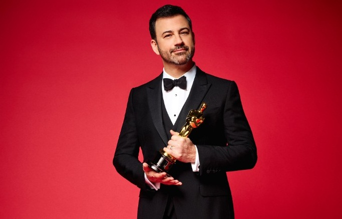 THE 90th OSCARS® REUNITES HOST JIMMY KIMMEL