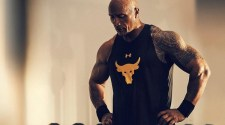 Actor Dwayne Johnson (Rock) Photos