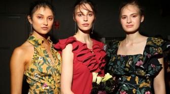 C/meo Collective - Backstage - Mercedes-Benz Fashion Week Australia 2017