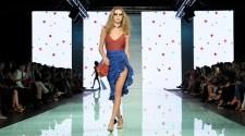 Designer SHANTALL LACAYO at Miami Fashion Week