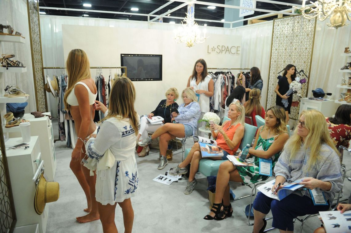 The 35th annual Swimwear Association of Florida's SwimShow