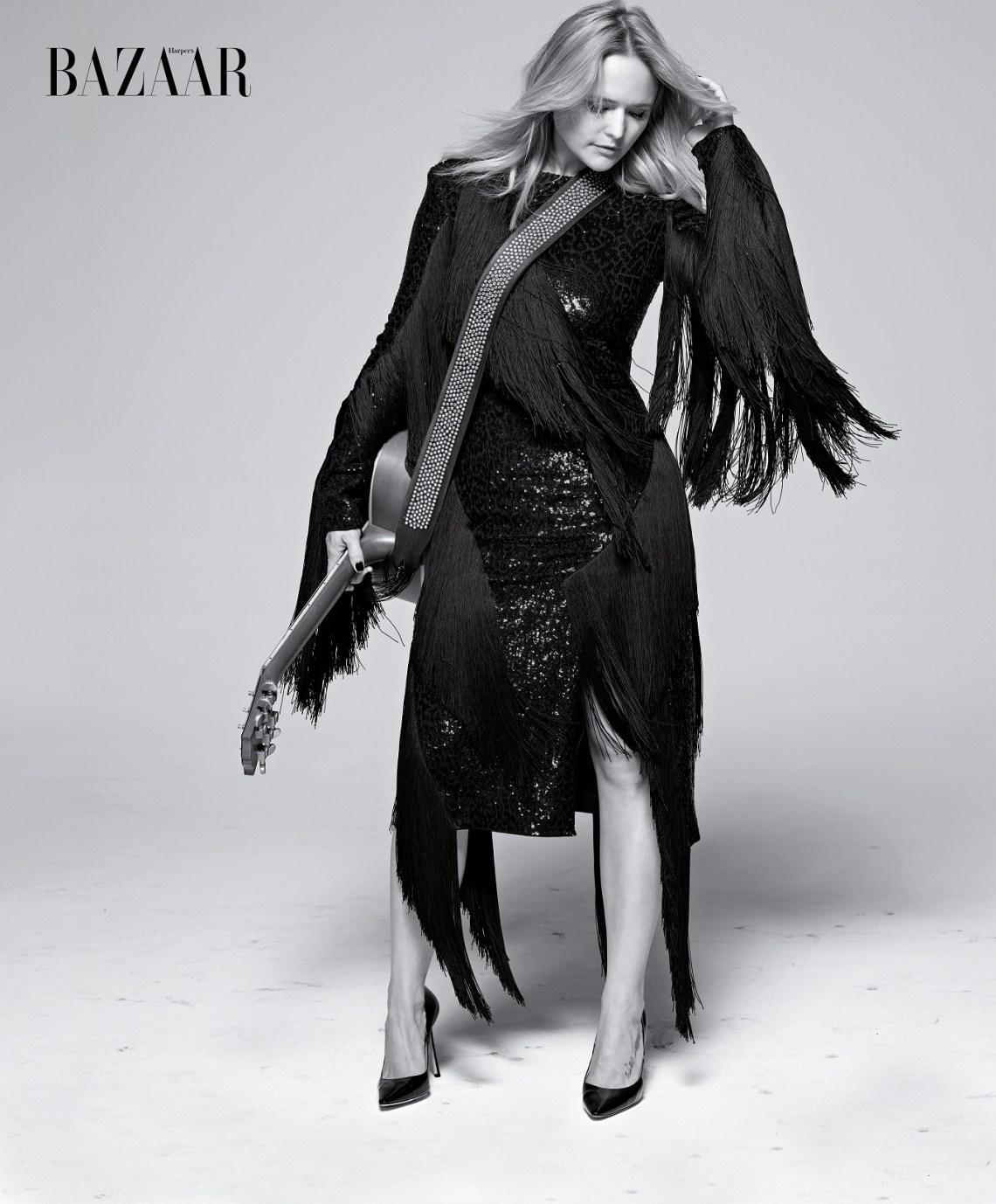 Harper's BAZAAR ICONS Issue Miranda Lambert