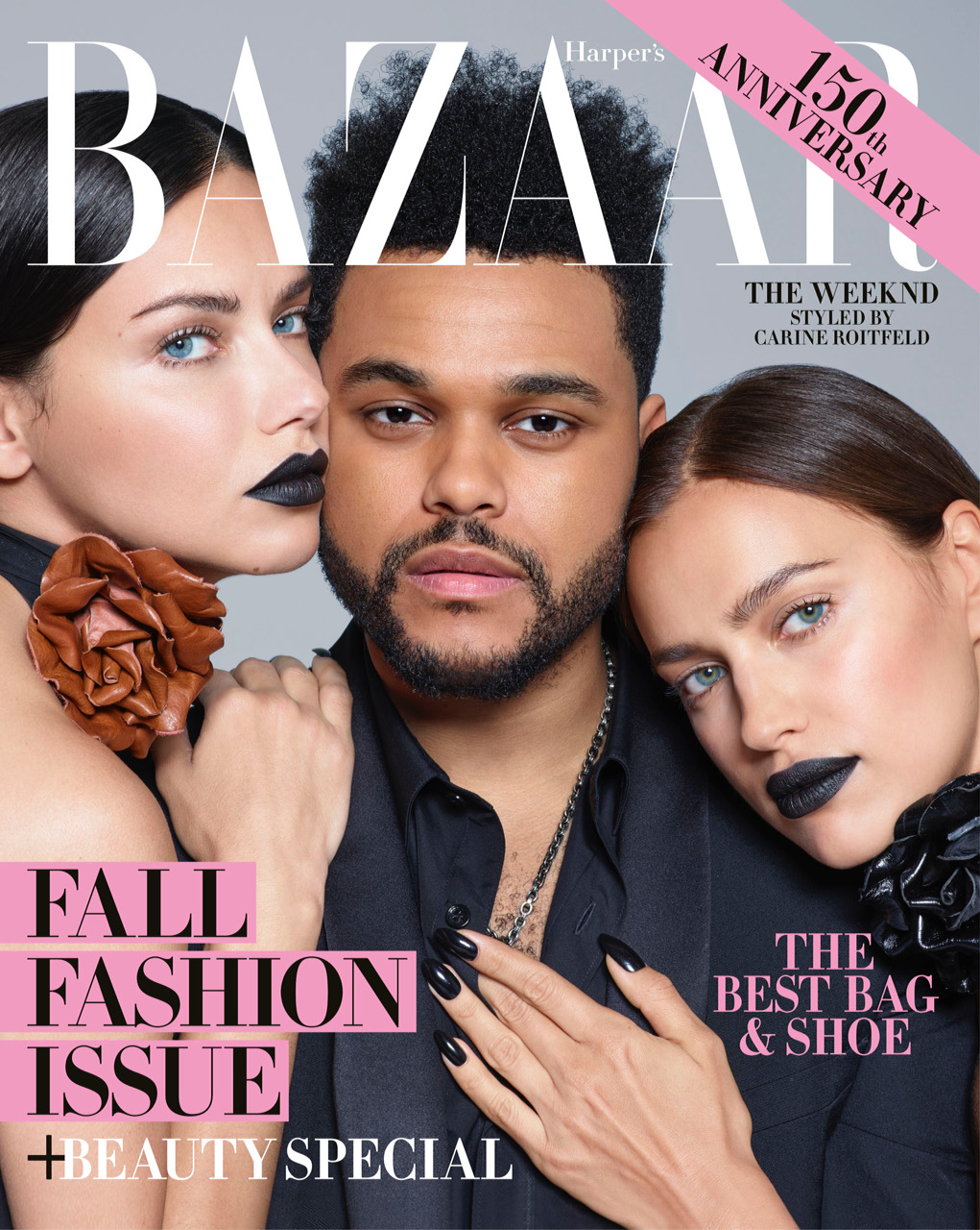 Harper's BAZAAR Sept 17 Cover