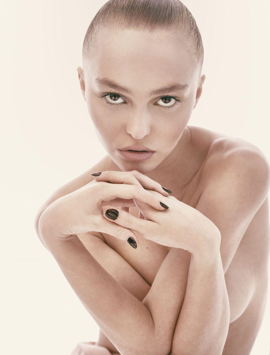 Lily Rose Depp by Steven Klein CR Fashion