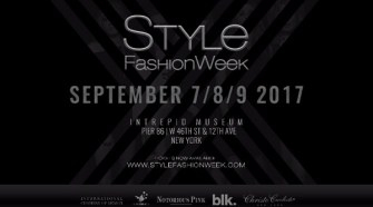 Style Fashion Week New York Schedule