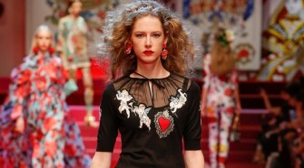 Dolce&Gabbana_women's fashion show_Spring-Summer 2018_runway