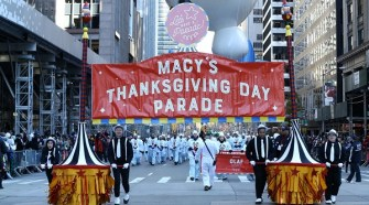 Macy's Thanksgiving Day Parade in New York City