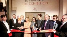 NEW YORK PAYS A CALL ON THE CRAWLEYS AT DOWNTON ABBEY THE EXHIBITION