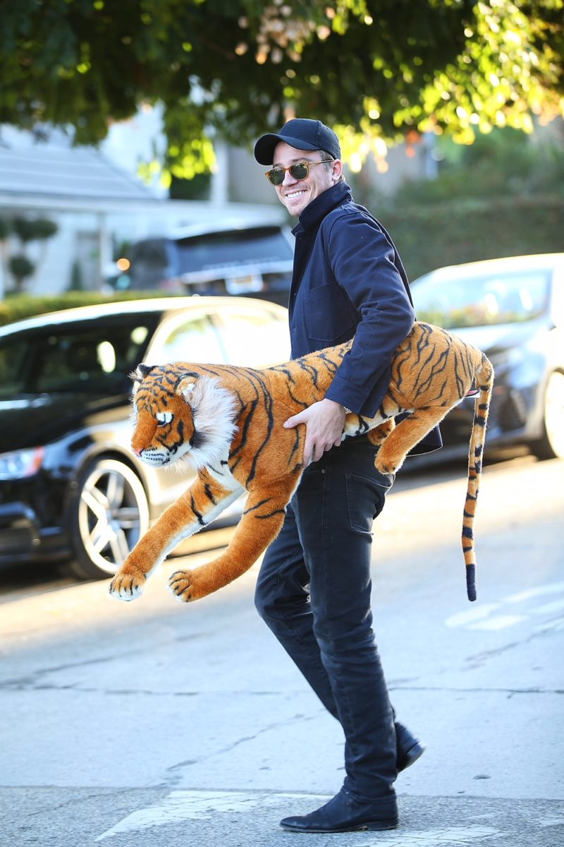 Garrett Hedlund Shows His Stripes To Save The Tigers With Discovery Communications' Project