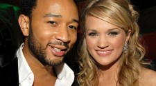 JOHN LEGEND AND CARRIE UNDERWOOD