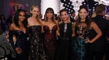 Rochelle Deiso, Danielle Gonzalez, Jolie Balido, Danielle Garno, & Matha Valdes-Fauli
