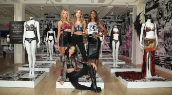 Angels Adriana Lima, Jasmine Tookes, Josephine Skriver, Romee Strijd Celebrate The Victoria's Secret Fashion Show And The New VS X BALMAIN
